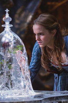 Emma Watson as Belle in Disney's Beauty and the Beast (2017)