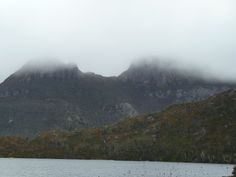 Cradle Mountain and Dove Lake Mountains, Board, Nature, Travel, Voyage, Viajes, Traveling, Sign, The Great Outdoors