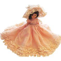 Lilac dress celebrity dolls
