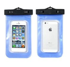 PVC Durable Waterproof Bag 100% Sealed Phone Cases Pouch For iPhone 6 plus/6/5S/4S For Samsung S2/S3/S4/S5/S6/S7 EC138/EC723