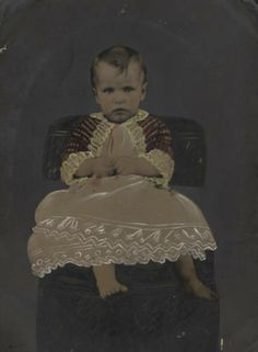 Roy Victor Hugo Wimpee as a child.  My secound cousin twice removed:: Alabama Photographs and Pictures Collection