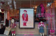 Schilderij voor de winkel van mijn zus : gewoon leuke kleding in Schiedam