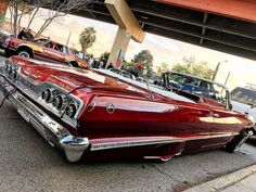 I really prefer this finish color for this classic black chevy convertible 1963 Chevy Impala, Chevrolet Chevelle, My Dream Car, Dream Cars, Vintage Cars, Antique Cars, Convertible, Lo Rider, 135i