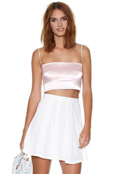 After Party Short and Sweet Top