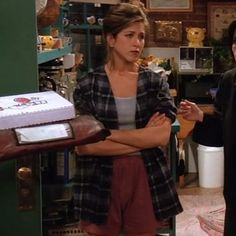 "Rachel's pyjama game was strong | 20 Things Rachel Wore In ""Friends"" That You'd Definitely Wear Now"