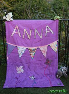 Cadeau de naissance pour la belle Anna !