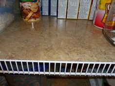 Self Stick tiles for wire shelving. I hate my wire shelves! My stuf. Self Stick tiles for wire shelving. I hate my wire shelves! My stuff always falls through and tips over. for-the-home Do It Yourself Organization, Home Organization Hacks, Pantry Organization, Pantry Ideas, Kitchen Ideas, Organizing Ideas, Organized Pantry, Household Organization, Kitchen Inspiration