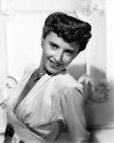 All Through the Night - Barbara Stanwyck. Old Hollywood Movies, Old Hollywood Stars, Hooray For Hollywood, Old Hollywood Glamour, Hollywood Walk Of Fame, Golden Age Of Hollywood, Vintage Hollywood, Classic Hollywood, Hollywood Actresses