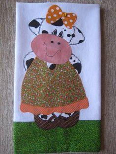 Resultado de imagem para moldes de patchwork de vaca