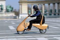 Antro - Moveo, scooter plegable y ecológica | Q