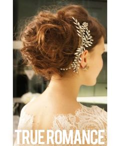 hair inspiration -  true romance