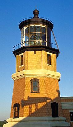 Split Rock Light, Two Harbors - North Shore of Lake Superior, Minnesota