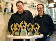 Award winning websites - WebAwards 2013