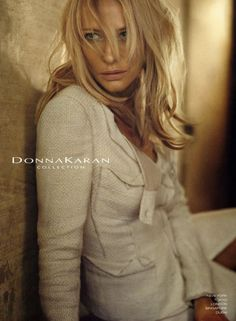SS04 DKNY Kate Blanchett and Axel Herman by Mikael Jansson