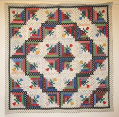 Log Cabin Quilts, Block Patterns, Quilt Pattern, Bohemian Rug, Quilting, Blanket, Pictures, Fat Quarters, Blankets