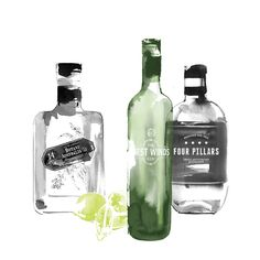 Gin tonic afrutado de Tanqueray Ten y Fever Tree ...