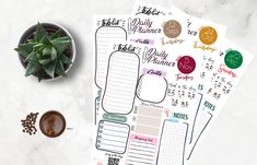 Daily Planner 2019 September October November December dated with song for EVERY day Daily Agenda academic planner