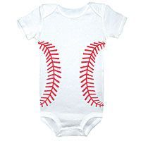 Bambino Balls - so cute! Wish I had the $$ to get the baseball shirt for my darling niece who filled out the Goldsmith team roster in July 2011.