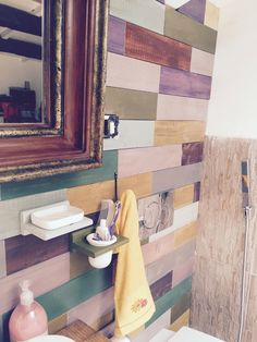 Un bagno colorato Best Bath, Hobby, Bad, Contemporary, Bathroom, Furniture, Home Decor, Washroom, Houses