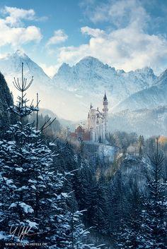 Winter Fairytale by Stefan Hefele on 500px