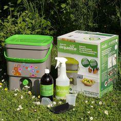Bokashi revolutioniert den Biomüll! (Link zum Einsteigerset auf Ebay)