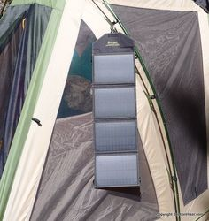 SunJack Portable 20W Solar Charger and Battery Review - http://sectionhiker.staging.wpengine.com/sunjack-portable-20w-solar-charger-and-battery-review/