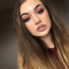 Just filmed me doing this look, I've got to edit it and see if I like it first before it goes onto YouTube but thankyou guys so much for being patient!! _____________________________________ @anastasiabeverlyhills glow kit in sun dipped + modern renaissance palette + dipbrow pomade shade ebony @jeffreestarcosmetics lipstick shade 'celebrity skin' @lillylashes band less Ela @smashboxcosmetics contour kit @maccosmetics studio fix powders