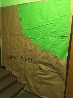 Luke 19:1-10 Move VBS Orange