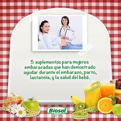 5 Suplementos para mujeres embarazadas http://www.hoycambio.com/articulos/1/654/5_suplementos_para_mujeres_embarazadas.html