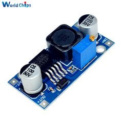 5pcs/lot XL6009 DC-DC Step Up Power Supply Booster Module Adjustable 3-32V To 5-35V Voltage Converter Replace LM2577 //Price: $6.56//     #gadgets