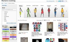 Ebay new visual search idea