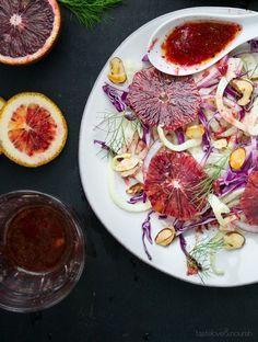 Blood Orange and Fennel Salad - Taste Love & Nourish