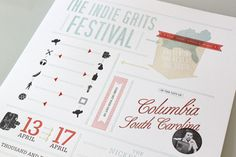 everything about this poster by Stitch Design Co. is perfection! <3 colorway <3 type <3 weight <3 layout <3
