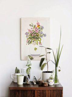 eksponowanie zieleni