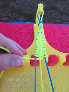 Outnumbered 3 to 1: My Lanyard Maker from Choose Friendship Review and Giveaway