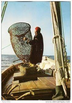 CULTURE DE TUNISIE EN IMAGES- MOHAMED HAMDANE: ILES/ KERKENNAH