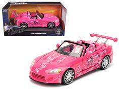 Suki\'s 2001 Honda S2000 Pink \Fast & Furious