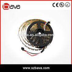led pixel ws2811 12mm dc5v smd5050 144 led strip ws2812
