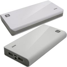 Monoprice Select Series Portable Cell Phone Charger for Universal/SmartPhones - Power Bank - 16,000 mAh - Monoprice.com