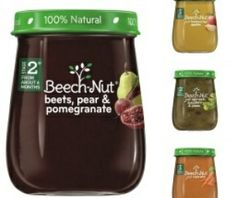 Beech-Nut Food For Babies