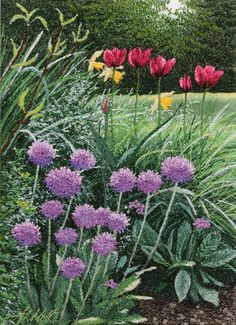 a range of available greeting cards reproduced from original freehand machine embroideries by Alison Holt Thread Art, Thread Painting, Silk Painting, Silk Ribbon Embroidery, Embroidery Art, Embroidery Patterns, Freehand Machine Embroidery, Free Machine Embroidery, Acrylic Artwork