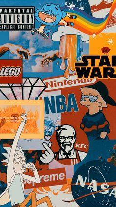 Iphone Wallpaper Blur, Hype Wallpaper, Pop Art Wallpaper, Graffiti Wallpaper, Trippy Wallpaper, Iphone Wallpaper Tumblr Aesthetic, Cute Patterns Wallpaper, Lock Screen Wallpaper, Scenery Wallpaper