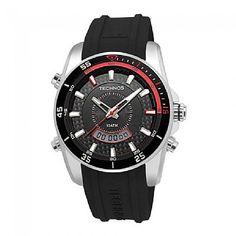8002fbaeab3 Relógio Masculino Technos Sports T200AF 8R