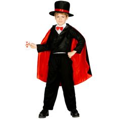 Kids Magician Ringmaster Costume Boys The Greatest Showman Circus Fancy Dress Costume Ringmaster, Circus Fancy Dress, Magician Costume, Costume Carnaval, Talent Show, Book Week, The Magicians, Outfit Of The Day, Boy Or Girl