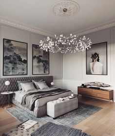 Crazy Tips Can Change Your Life: False Ceiling Design Dreams false ceiling kitch 3 Bedroom Apartment, Apartment Interior, Apartment Design, Home Bedroom, Modern Bedroom, Bedroom Decor, Bedroom Ideas, Bedroom Wall, Wall Decor