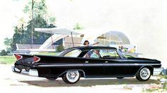 1960 De Soto Fireflite 4-Door Hardtop