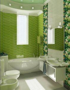 Интерьер маленькой ванной комнаты: планировка, мебель, декор, аксессуары
