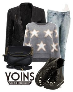 """""""yoins 15"""" by eernaa ❤ liked on Polyvore featuring moda y Michael Kors"""