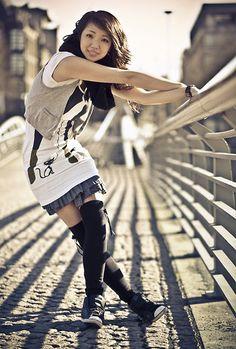Korean fashion 2  (by Vi-Dan Tran) http://lookbook.nu/look/1731086-korean-fashion-2