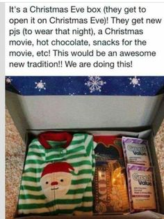 Cute gift ideas for the holidays.